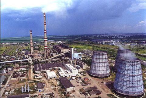 Nhà máy điện của Nga