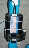 Hệ thống xử lý nước điện từ trong suốt